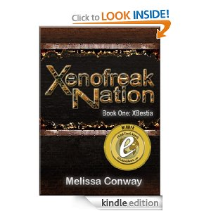 Xenofreak Nation Book One