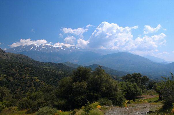 Psiloritis, Crete