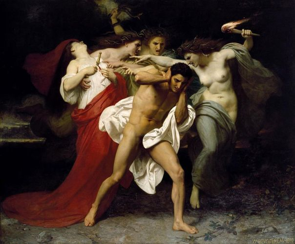 The_Remorse_of_Orestes_by_William-Adolphe_Bouguereau_(1862)