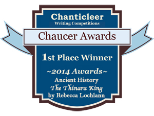 300x227wtitleChanticleer-Badge-Chaucer-1st