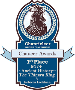 Chaucer First Place Ancient History